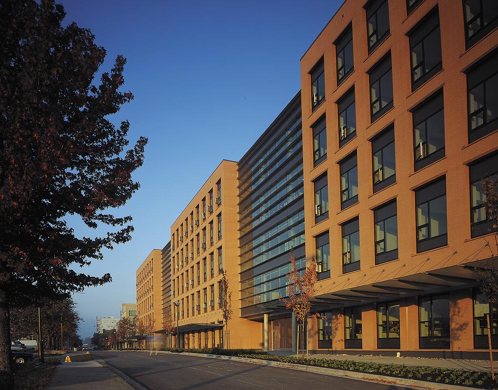 Life Sciences Centre Facilities