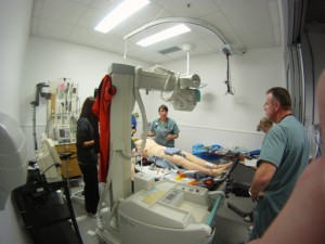 NRGH Clinical Skills Room